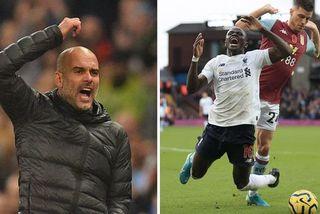 Đại chiến Liverpool vs Man City, Madio Sane hãy 'ăn vạ' trước Pep