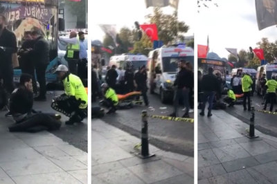Tài xế lao xe buýt vào đám đông, đâm dao loạn xạ ở Thổ Nhĩ Kỳ