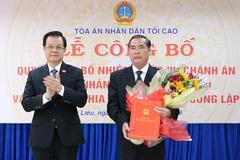 TANDTC, Bộ Công an bổ nhiệm nhân sự mới