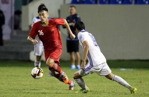 Vietnam defeated by Japanese team at U21 football tournament