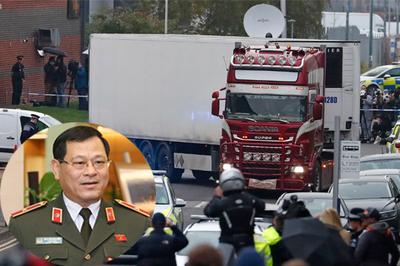 Tướng Cầu kể hành trình vây bắt 8 nghi phạm vụ 39 người chết ở Anh