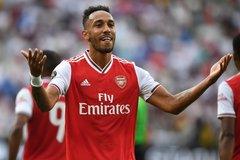 Arsenal bết bát, Aubameyang tính kế đào tẩu
