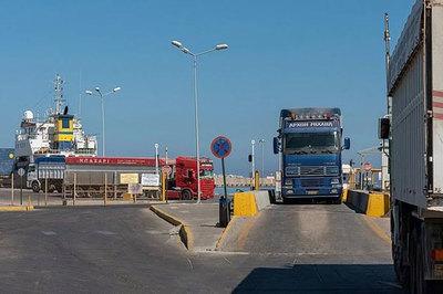 Hy Lạp phát hiện 41 người di cư trong xe tải đông lạnh