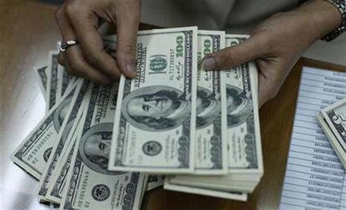 Tỷ giá ngoại tệ ngày 8/11, USD tăng mạnh