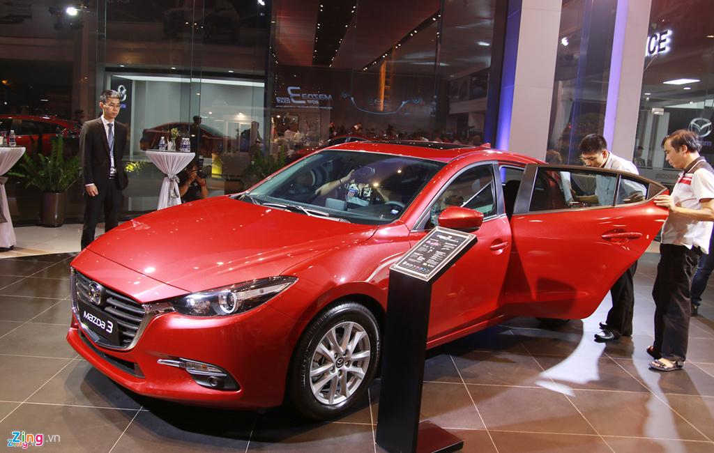 ô tô giảm giá,thị trường xe,Mazda,Honda,Toyota