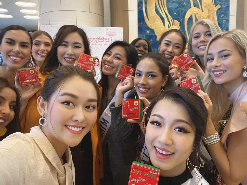 Hoàng Thùy, Tường San được dự đoán thi quốc tế đạt thứ hạng cao
