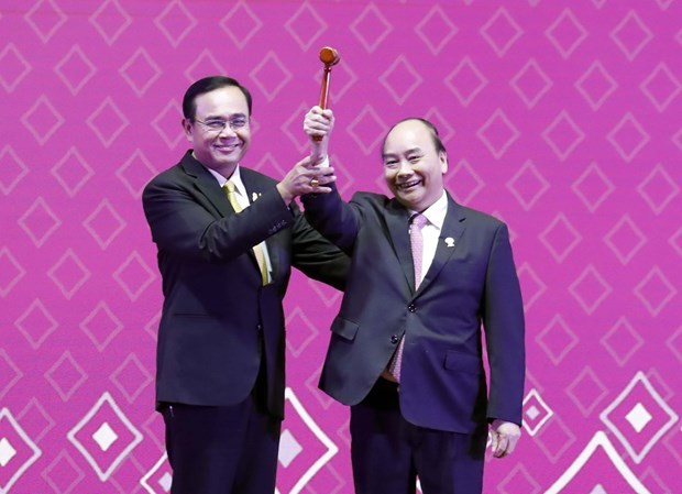 35th ASEAN Summit,ASEAN chairmanship,Prime Minister Prayut Chan-o-cha,Cohesive and Responsive,ASEAN Year 2020,PM Nguyen Xuan Phuc,ASEAN Community,updated Vietnam news