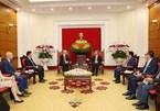 Facebook's digital ecosystem building in Vietnam welcomed: official