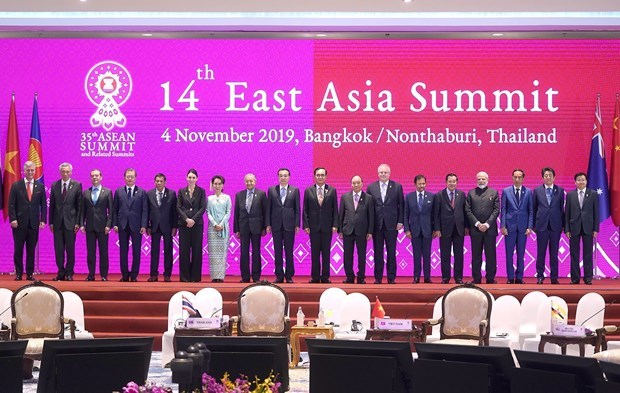 East Sea issue high on agenda of 14th East Asia Summit