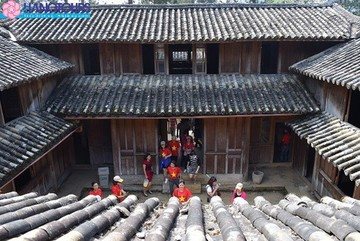 Mong King Palace forms part of Ha Giang's cultural treasure