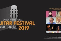 Saigon Int'l Guitar Festival 2019 opens this week