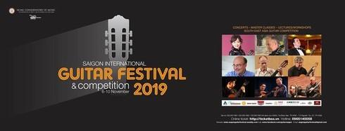 ASEAN,Guitar Festival,Saigon Guitar Festival,Ho Chi Minh Conservatory of Music,Masaki Sakurai
