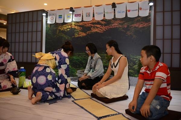 Japan Mall - hàng tiêu dùng Nhật đến gần hơn với người Việt