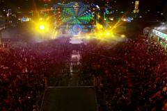 Lễ hội Bia Hà Nội 'đổ bộ' xứ Thanh