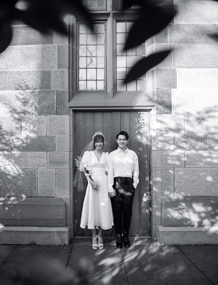 Đông Nhi tung trọn bộ ảnh cưới lãng mạng bên Ông Cao Thắng ở Sydney