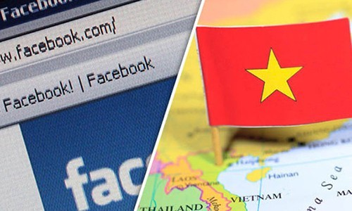 Facebook asked to verify identity of users in Vietnam