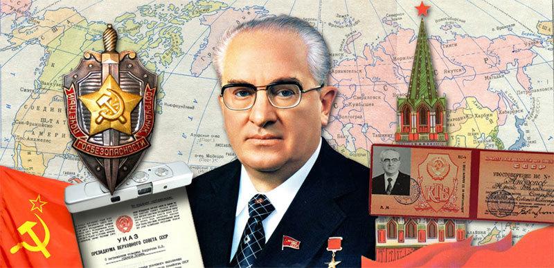 Người đưa cơ quan tình báo 'cộm cán' Liên Xô lên đỉnh vinh quang