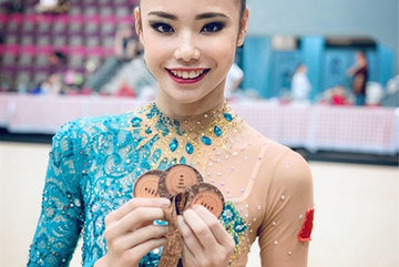 Vietnamese gymnasts take four bronzes from Malaysia event