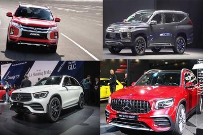 Loạt xe SUV mới dự kiến bán ra tại Việt Nam trong năm 2020