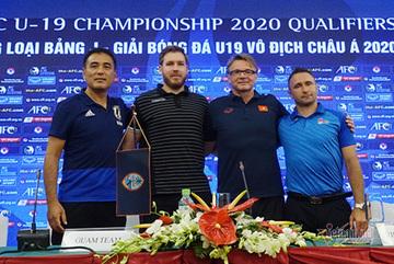U19 Việt Nam muốn đánh bại Nhật Bản để lấy ngôi đầu