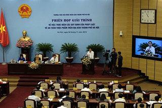 Hanoi to keep a close watch on food origin