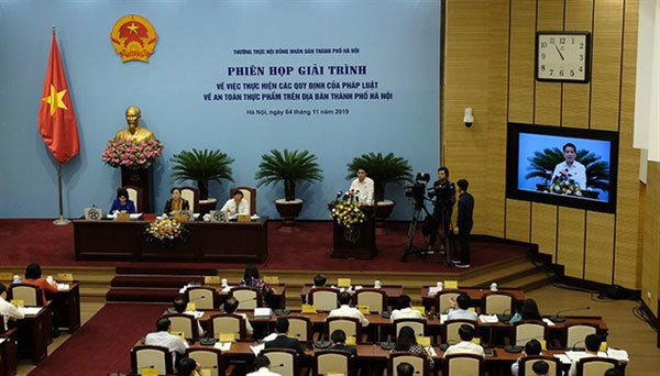 Hanoi to keep a close watch on food origin