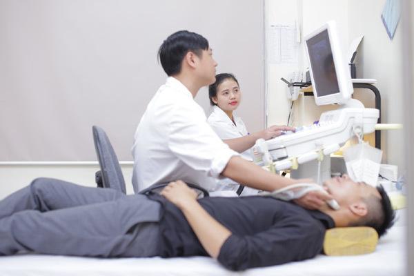 Phát hiện ra bệnh nhờ khám sức khỏe tổng quát ở công ty