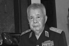 Trung tướng Đặng Kinh, nguyên Phó tổng Tham mưu trưởng QĐND VN từ trần