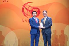 Yến sào Khánh Hòa nhận giải thưởng Doanh Nghiệp ASEAN