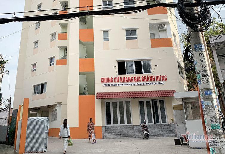 địa ốc Khang Gia,Nhà chung cư,ban quản lý chung cư
