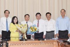 Điều động, bổ nhiệm nhân sự TP.HCM, Quảng Ngãi