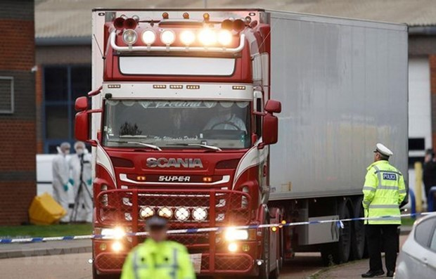 NA deputies listen to report on UK lorry tragedy