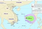 Tropical depression forecast to develop into new storm