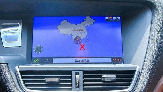 Vietnam Register Agency refuses vehicles using maps with nine-dash line