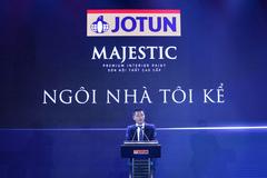 Jotun Việt Nam trình làng sơn nội thất cao cấp Majestic Đẹp Hoàn Hảo