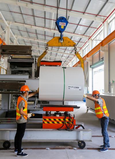 Nhà máy panel cách nhiệt hơn 10 triệu USD tại Việt Nam