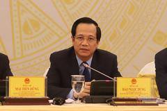 Bộ trưởng Đào Ngọc Dung chỉ 5 con đường lao động nước ngoài hợp pháp