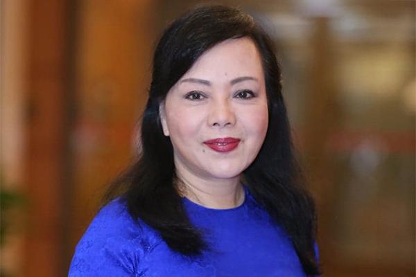 Miễn nhiệm bà Nguyễn Thị Kim Tiến, Bộ Y tế có quyền Bộ trưởng
