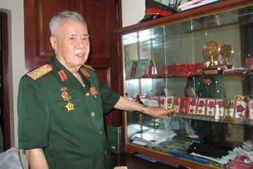 Trung tướng Đặng Kinh và cách đánh khiến quân giặc kinh hồn bạt vía