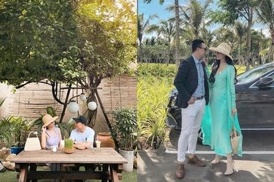 Băng Di kỷ niệm 3 năm hẹn hò cùng bạn trai Việt kiều
