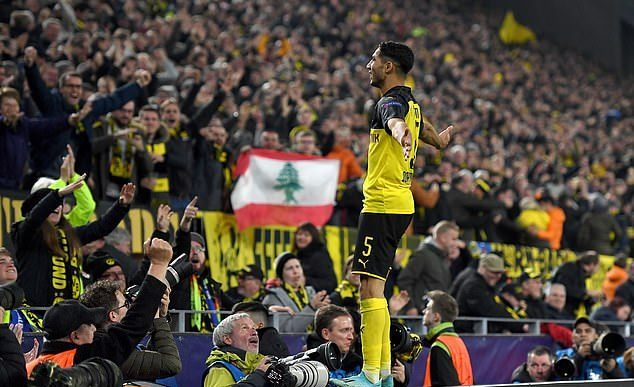 Dortmund ngược dòng ngoạn mục trước Inter