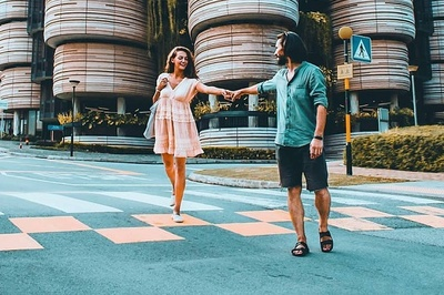 Tòa nhà hình giỏ dim sum gây chú ý ở Singapore