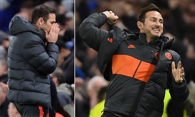 Chelsea,Ajax,Frank Lampard