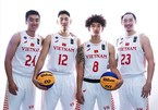 Vietnamese basketball team aims for first medal at SEA Games