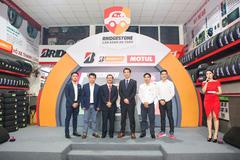 Bridgestone Việt Nam lan tỏa thông điệp 'Lăn bánh an toàn'