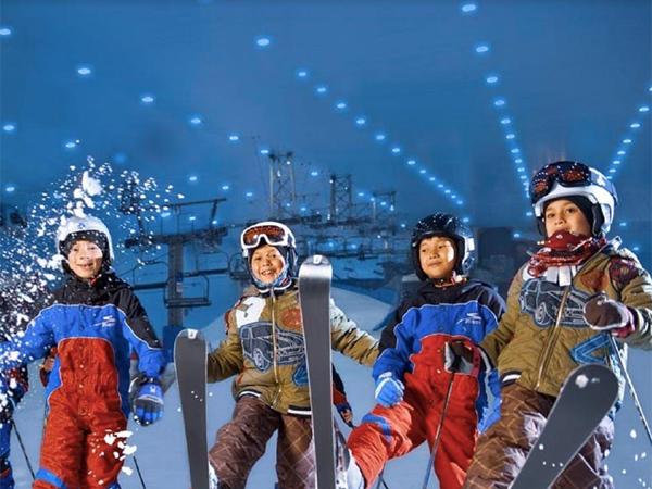 Sắp có nhà tuyết lớn thứ 3 thế giới ở vùng sa thảo Ninh Thuận