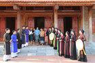 Đoàn nhà báo Lào học kinh nghiệm truyền thông về di sản văn hóa tại Bắc Ninh