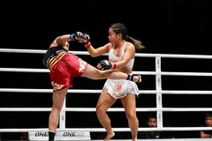 Bi Nguyen set to take on Thai fighter at ONE: MASTERS OF FATE