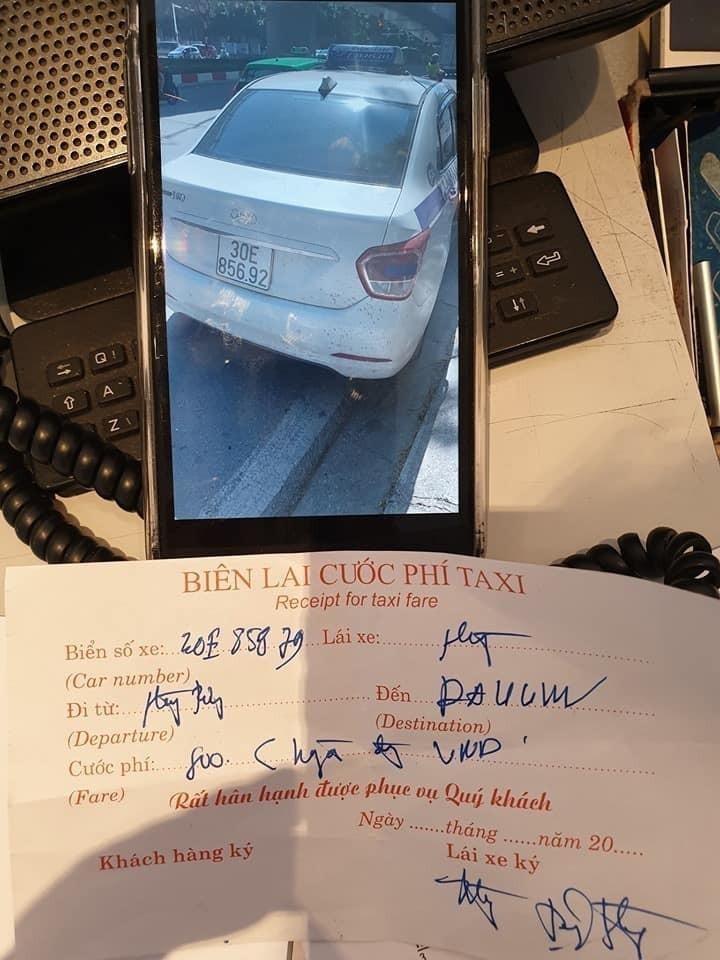 Vụ tài xế taxi 'chặt chém' khách Tây: Tước bằng lái, phạt hơn 14 triệu