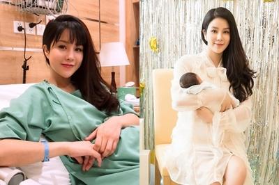 Diệp Lâm Anh sinh con trai thứ 2 cho chồng thiếu gia